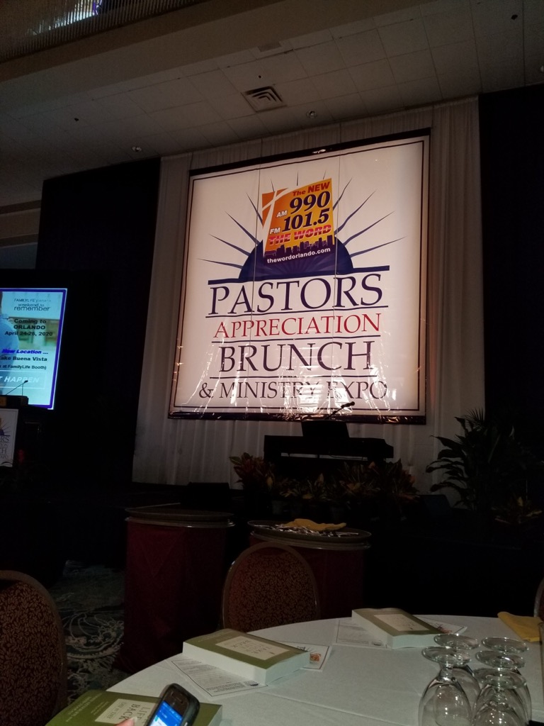 Pastors Appreciation Brunch & Ministry Expo