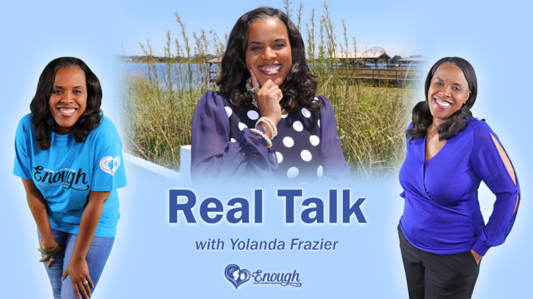 Real Talk with Yolanda Frazier