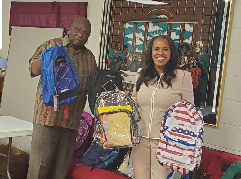 Enough Backpack Giveaway 2019